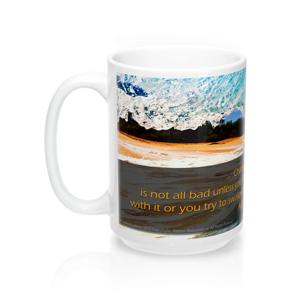 Mugs - ...adapt: 'Imagination' is pretending it did, and it started yesterday...