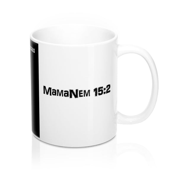 "[#ExtraBiblicals 1] ""Cleanliness is next to Godliness"" (Mugs)"