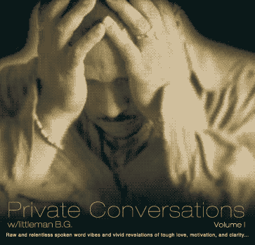 2M - Private Conversations - Volume I (CD)
