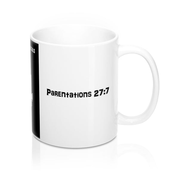 "[#ExtraBiblicals 4] ""Do as I say, not as I do."" (Mugs)"