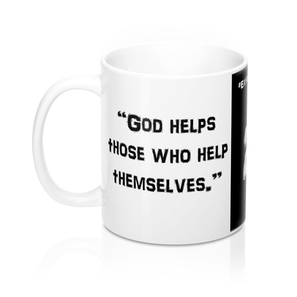 "[#ExtraBiblicals 2] ""God helps those who help themselves."" (Mugs)"