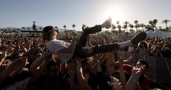 "The 2017 Coachella Music Festival's Abutting ""Marijuana Oasis"""
