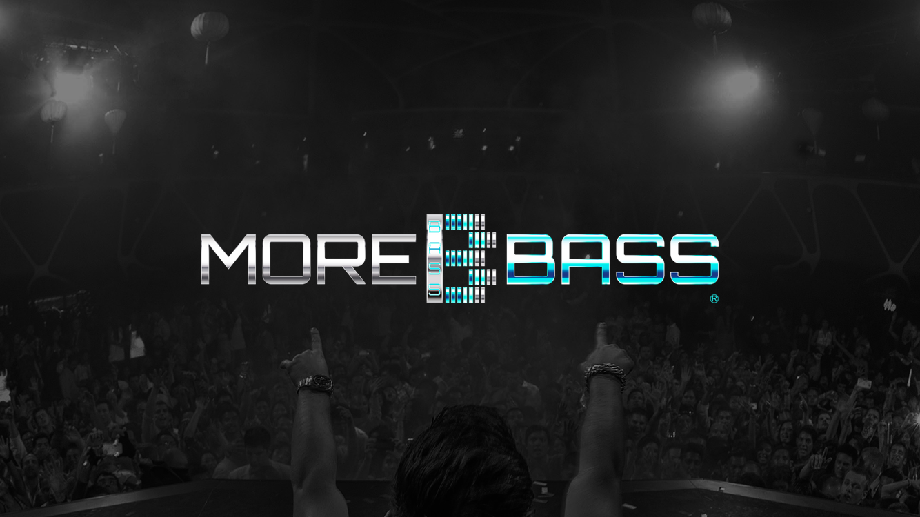 More Bass ® Official