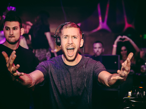Calvin Harris More Bass