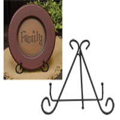 Metal Easel Plate Stand