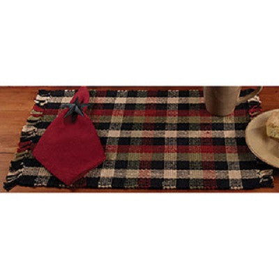 Saltbox Check Placemat