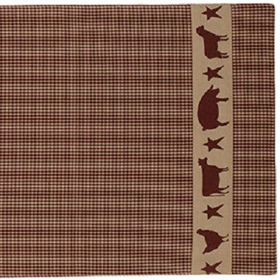 Farm Animals Table Runner ~ 36 Inches