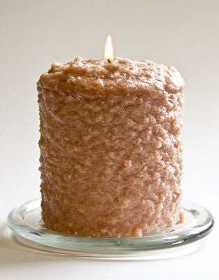 Warm Glow Hearth Candle ~ Baked Brown Sugar