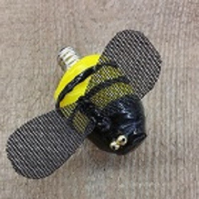 Buzy Bee Bulb by Vickie Jeans Creations