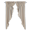 Charlotte Azure Curtains