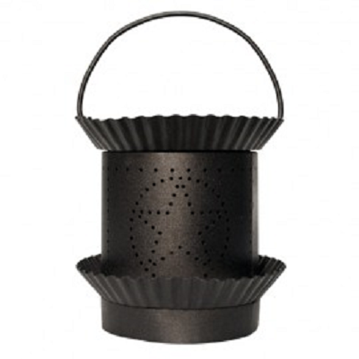 Electric Scented Wax & Oil Warmer - Star Black