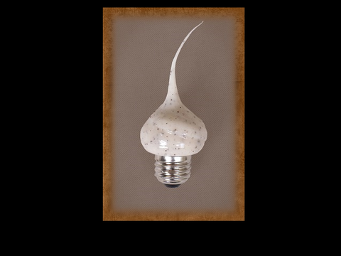 Cookies & Cream Scented 7.5 Watt Silicone Bulb