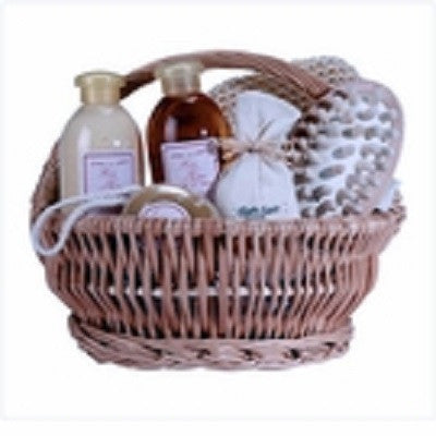 Seasonal Spa Gift Basket