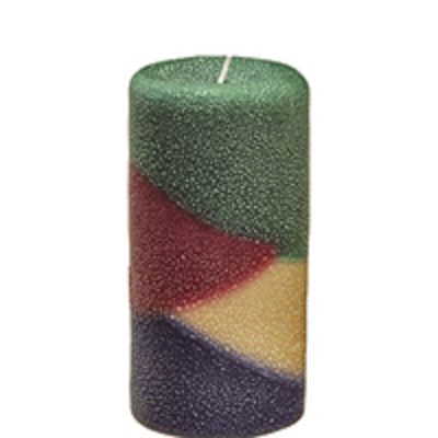 Armadilla Wax Works Northwoods Scented 3 x 6 Inch Pillar Candle