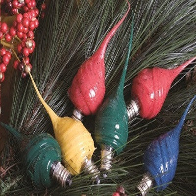Rustic String Light Bulb Packs ~ 4 Watt Olde Tyme Christmas