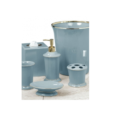 Regency Aquamarine Bath Accessories
