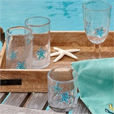 Starfish Drink Ware