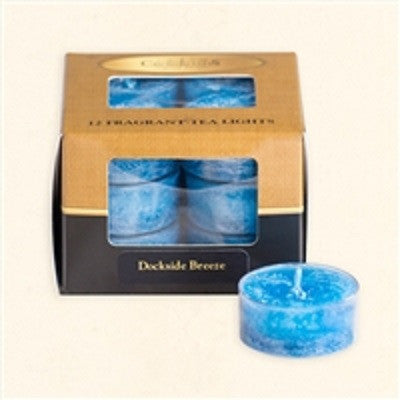 Crossroads Dockside Breeze Votive & Tea Light Candles