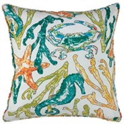 Tidal Pool 20 Inch Pillow Cover