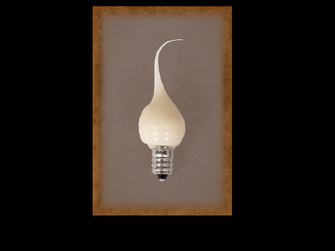 Warm White 3 Watt Silicone Bulb