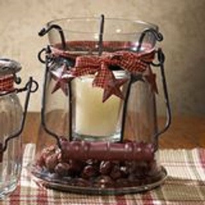 Abby's Votive Candle Jar