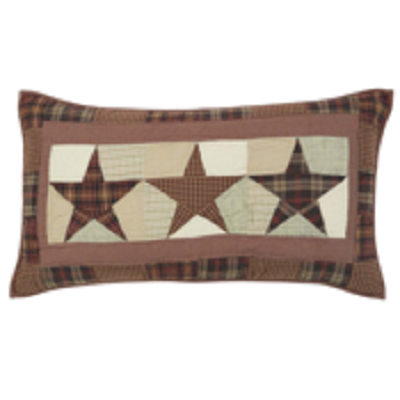 Abilene Star King Pillow Sham