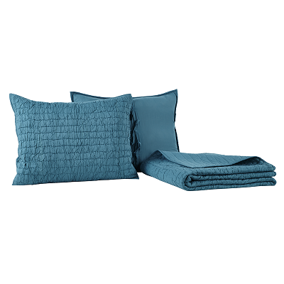 Rochelle Aegean Blue Bedding
