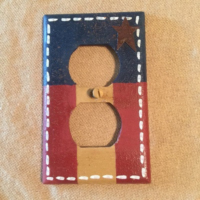 Americana Outlet Cover