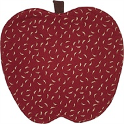 Apple Accent Mat