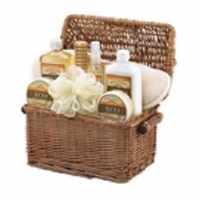 Vanilla Ginger Spa Gift Basket