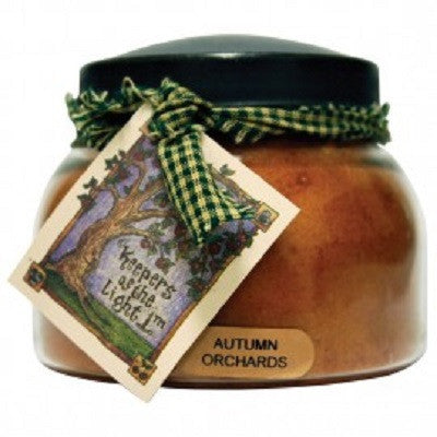 A Cheerful Giver Autumn Orchards 22 Ounce Mama Jar Candle