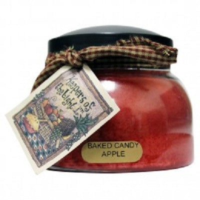 A Cheerful Giver Baked Candied Apple 22 Ounce Mama Jar Candle
