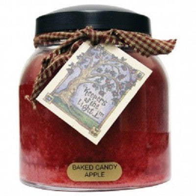 A Cheerful Giver 34 Ounce Papa Jar Candle ~ Holiday Scents
