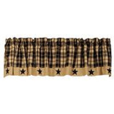 Black Star Valance