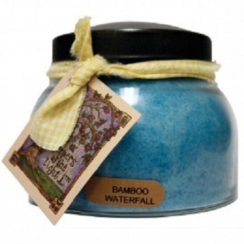 A Cheerful Giver 22 Ounce Mama Jar Candle ~ Island Scents