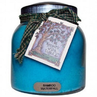 A Cheerful Giver 34 Ounce Papa Jar Candle ~ Clean & Refreshing Scents