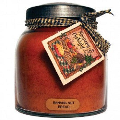 A Cheerful Giver 34 Ounce Papa Jar Candle ~ Oven Fresh Scents