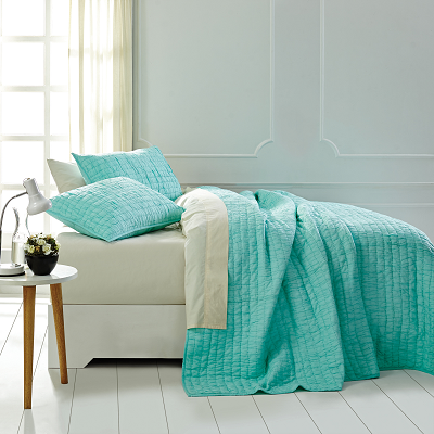 Rochelle Beach Glass Bedding