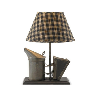 Bee Fumer 12 Inch High Lamp