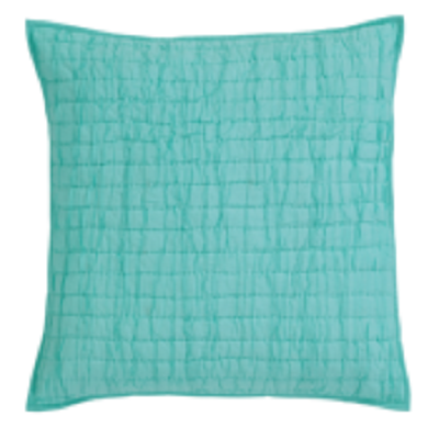 Rochelle Beach Glass Euro Sham