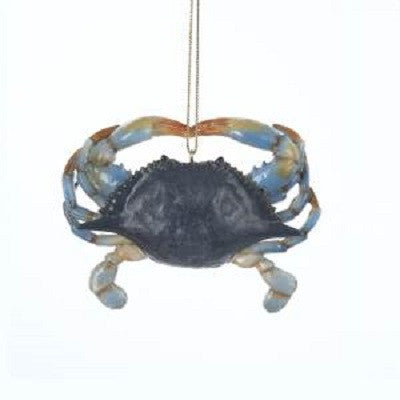 Kurt S. Adler Blue Crab Ornament