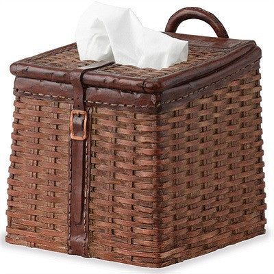 Fishing Basket Tissue Holder