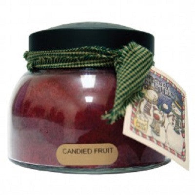 A Cheerful Giver 22 Ounce Mama Jar Candle ~ Holiday Scents