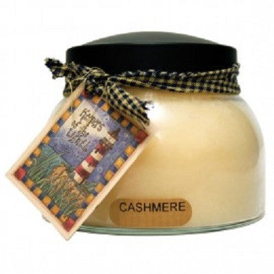 A Cheerful Giver 22 Ounce Mama Jar Candle ~ Cinnamon & Spice Scents