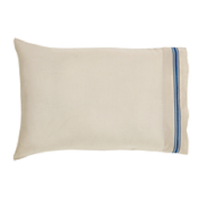 Charlotte Azure Pillow Case