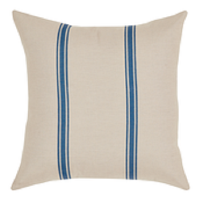 Charlotte Azure Pillow Cover