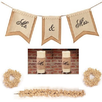 Country Wedding Box