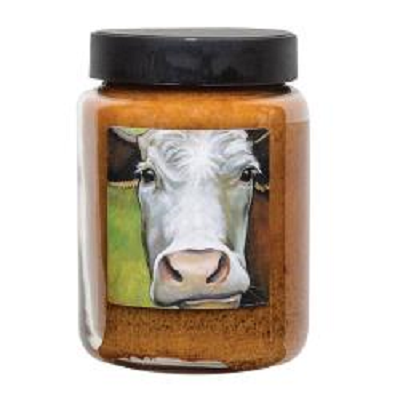Cow 26oz Jar Candle