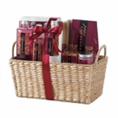 Cranberry Tart Spa Gift Set