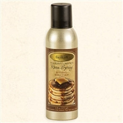 Crossroads Buttered Maple Syrup Room Spray